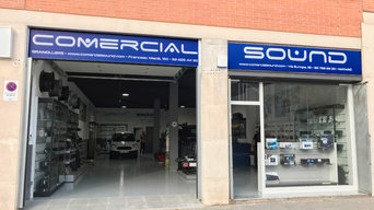 COMERCIAL SOUND GRANOLLERS