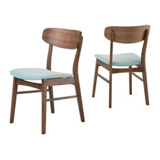 Mid Century Modern Dining Room Chairs midcentury modern dining room chairs | houzz
