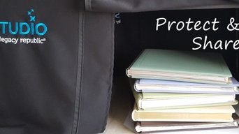 How to protect photo albums and scrapbooks