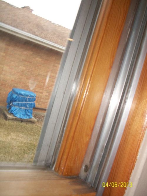 Tilt Sash Replacement Kit By Weather Shield The Fibergl Or Aluminum Are Both Marvin I Welcome Any And All Input Photo S Attached
