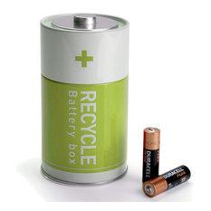 - Boite à pile - Accessoire pour Déchets et Recyclage