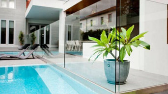 Frameless Glass Pool Fence Collection