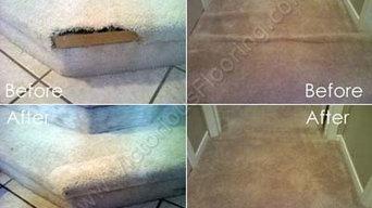 Carpet Repair & Stretching