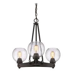 Golden Lighting Galveston - Three Light Chandelier