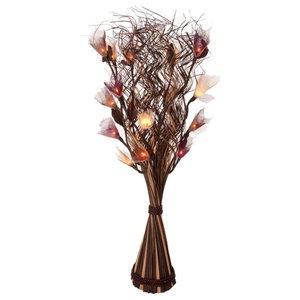 Mixed Bodhi Flower Light