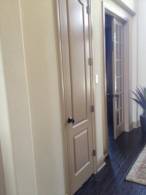 Painting Interior Doors Dark Brown