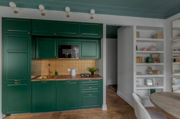 Неоклассика Кухня by Korneev Design Workshop
