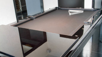 Chelsea Penthouse Dining Pool Table