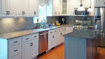 Custom Kitchen Re-Finish Project