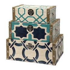 Hadley Boxes, 3-Piece Set