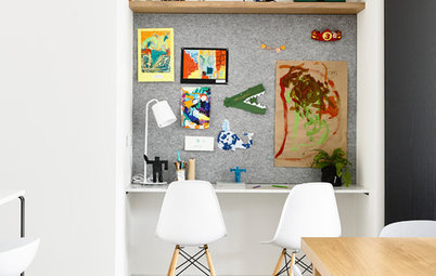 6 Ways to Sneak a Desk into an Open-plan Space