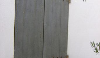 vitrerie salonaise photo de philibert daniel miroiterie lampe cage lisses pvc pour cloture o. Black Bedroom Furniture Sets. Home Design Ideas