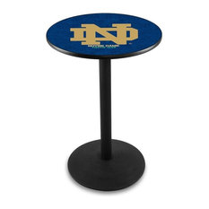 Notre Dame ND Pub Table 28-inchx36-inch by Holland Bar Stool Company