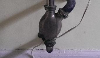 Old Lavatory Trap