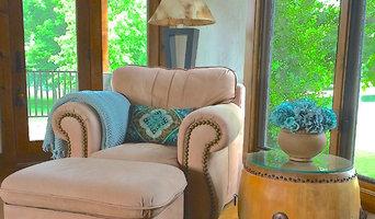 Ozark Lodge Retreat Great Room