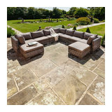Livingstone Scuro Sofa Set 7