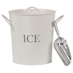 Traditional Ice Buckets and Tools by Garden Trading