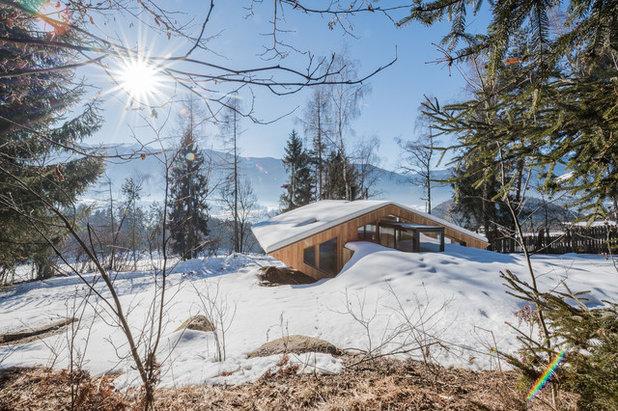 Rustic Exterior by Stefan Hitthaler