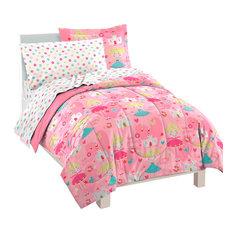 Pretty Princess Ultra Soft Microfiber Full Comforter Set