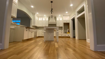 White oak wide plank install - Sand and Finish with Bona Water Based System