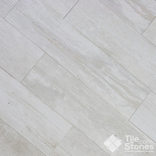 Crate Series - Colonial White Wood Plank Porcelain Tile - Products - Wood Plank Porcelain Tile