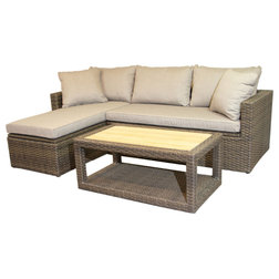 Tropical Outdoor Lounge Sets by Outdoor Interiors