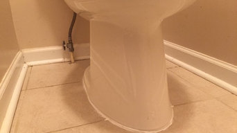 Toilet Repairs and Installs