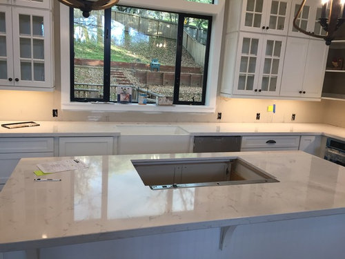 Will My Kitchen Be Too White With White Subway Tile And Grout