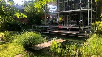 Privatgarten Darmstadt