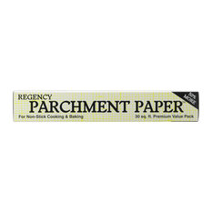 Regency 30 Feet Nonstick Cooking and Baking Parchment Paper