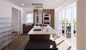 Schematic Design : Kitchen (After)