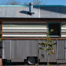 My Houzz: A Budget Tiny House on Wheels