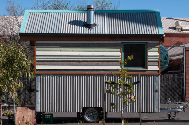 Fabulous My Houzz Diy Creativity In A Budget Tiny House Download Free Architecture Designs Rallybritishbridgeorg