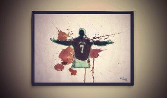 Man Utd Artwork