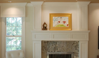 Redesign Family Room~New Fireplace Design