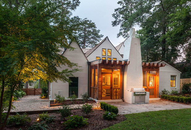 Traditional  by Christopher Architecture & Interiors