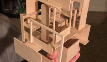 Design 1 Basswood Model