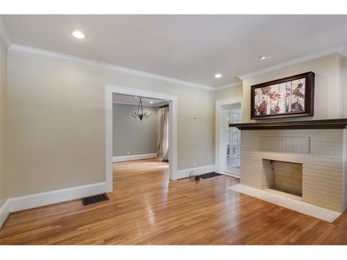 Front Door Opens Into The Middle Of Living Room Help