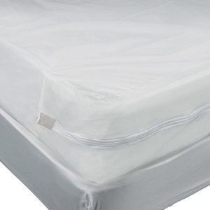 """The Bedbug Solution Elite Zippered 16"""" Mattress/Boxspring Cover, Twin"""