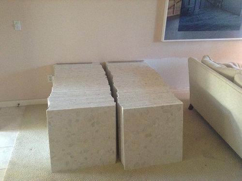 Condo Flooring Redo Contemporary Large Format