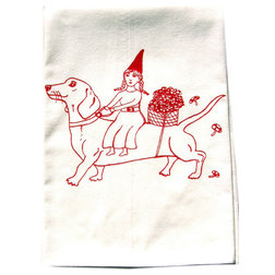 Eclectic Dish Towels by Viva Sweet Love