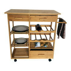 Huge 2018 Sale Bamboo Kitchen Cart By Mind Reader LLC   Kitchen Storage  Furniture In A Wide Variety Of Styles. Amazing Prices U0026 Quick Delivery!