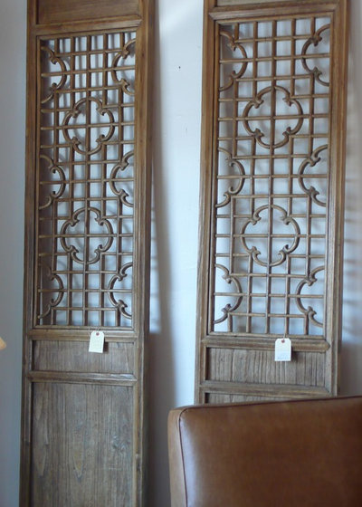 Chinese Fretwork In Design