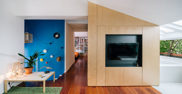 Contemporary  by gon architects