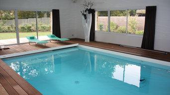 piscine intèrieure