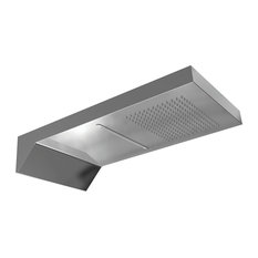 Easy Spa Wall-Mounted Showerhead, 2 Water Patterns
