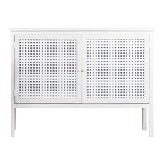 White Nordic Sideboard