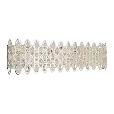 "Prive 37x10"" 8-Light Contemporary Wall Light by Allegri"