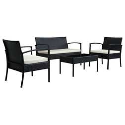 Luxury Tropical Outdoor Lounge Sets by VirVentures