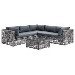 Tropical Outdoor Sofas by Walker Edison